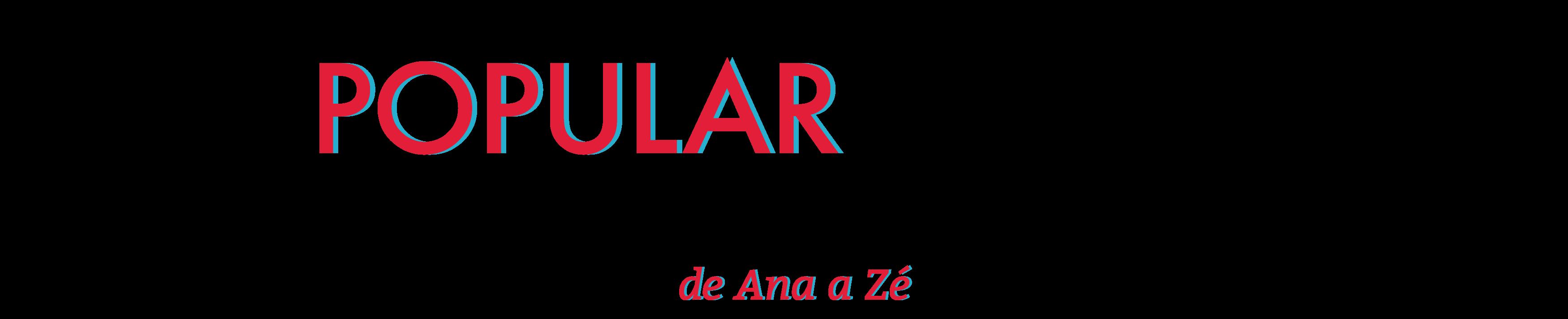 Arte Popular Portuguesa